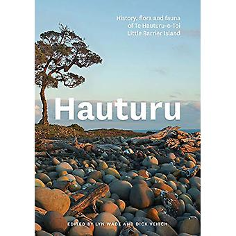 Hauturu - The History - Flora and Fauna of Te Hauturu-o-Toi/Little Bar