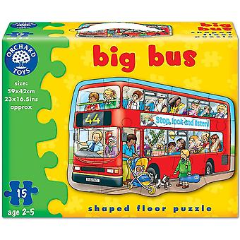 Orchard Toys iso bussi Jigsaw