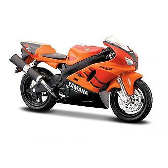 Maisto Special Edition Motorbike 1:18  Yamaha YZF R7 Orange & Red