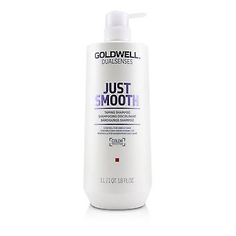 Podwójne zmysły tylko gładki szampon oswajający (kontrola dla niesfornych włosów) 233091 1000ml/33.8oz