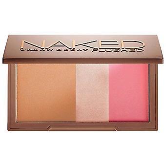 Urban Decay Naked Flushed Bronzer, Highlighter, & Blush Palette 0.49oz / 14g