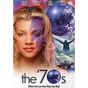 70-luvulla [DVD] Yhdysvallat tuoda