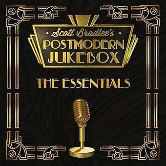 Scott Bradlee's Post - Essentials the [CD] USA import