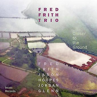 Fred Frith - Closer to the Ground [CD] USA import