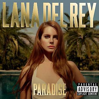 Lana Del Rey - Paradise [CD] USA import