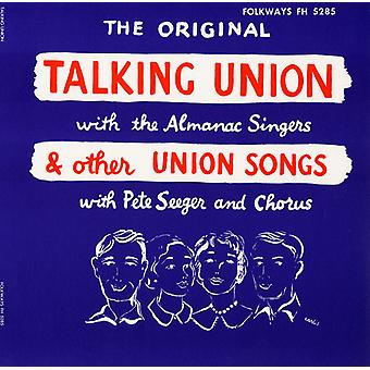Importación de cantantes del Almanac - hablando Estados Unidos Unión & otra unión canciones [CD]