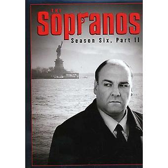 Sopraner - sopraner: Säsong 6-Pt 2 [DVD] USA import
