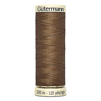 Gutermann Sew-all 100% Polyester Thread 100m Hand and Machine Colour Code - 851
