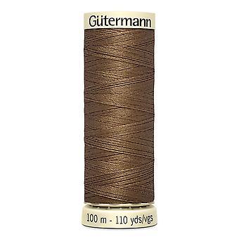 Gutermann Sy-all 100% Polyester Tråd 100m Hånd- og maskinfargekode - 851
