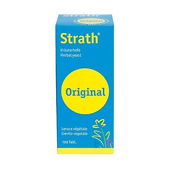 Strath tablets 100 comp. 100 tablets