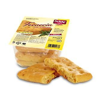 Focaccia Rosmarino Bread 3 units