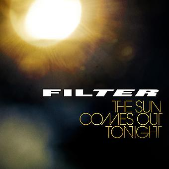 Filter - Sun Comes Out Tonight [CD] USA import