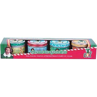Elf Tin Candles by Insight Editions