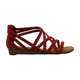 Carlos door Carlos Santana Amara 2 Women's Sandal 7 B(M) US Paprika