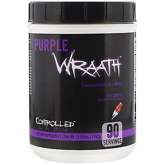 Controlled Labs, PURPLE WRAATH, Freedom Pop, 2.54 lbs (1152 g)