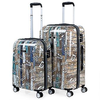 Boards Suitcase Cabin and Medium Rigid