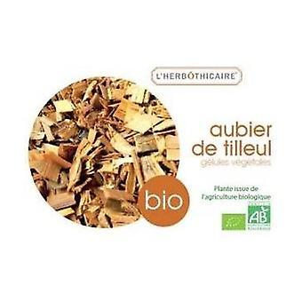 Organic sapwood lime 180 capsules of 220mg