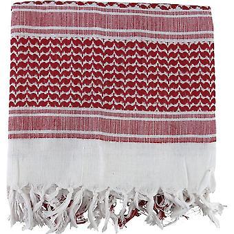 Kombat UK Kombat Shemagh (red/white)