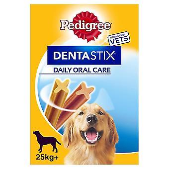 112 Pedigree Daily Dentastix Dental Dog Treats Large Dog Chews Teeth Cleaning