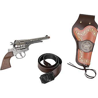 CAP GUN - 149/0 - Gonher Cowboy Set 12 výstřelů