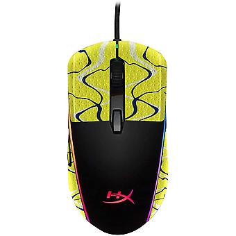 REYTID Durasoft Polymer Gaming Mouse Skin Grip Sticker Tape - PRE-CUT - Compatible avec HyperX PulseFire Surge - Slip-Resistant, WaterProof et Ultra-Comfortable Grips