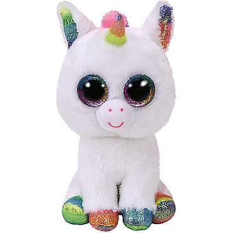 TY Pixy Unicorn Beanie Boo 15cm