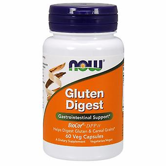 Nyt Foods Gluten Digest, 60 Vcaps