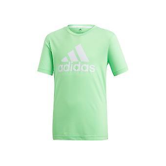 Adidas JR Prime DW9342 training all year boy t-shirt