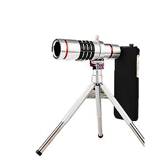 Mobile Phone 1telescope 1anti-shake Mobile Phone Camera 16x Long Lens External High Definity Special Effect Lens Universal