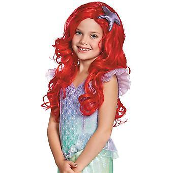 Girls Ariel Prestige Wig