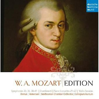 Mozart Edition [CD] USA import