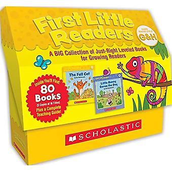 Eerste kleine lezers: Begeleide leesniveaus G & H (Classroom Set): Een grote collectie van just-right leveled boeken voor groeiende lezers