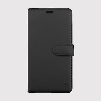 Eco Leather Black/Red 2-in-1 iPhone 11 Pro Case