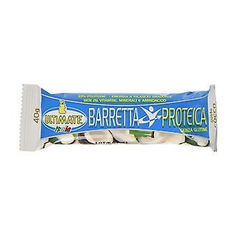 Coconut Protein Bar None