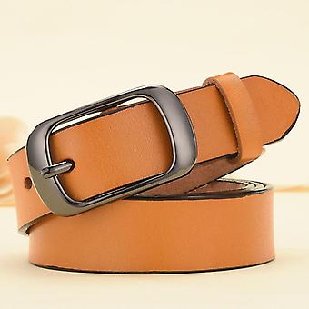 New Genuine Leather Adjustable High-quality Belts Belt