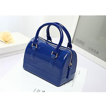 Jelly Handbag & Pvc Candy Shoulder Bag, Tote Beach, Satchel Bag, Purse