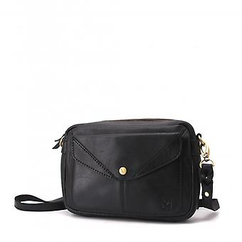 The City - Black - Smooth Leather