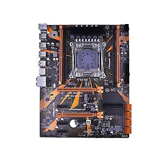 Lga 2011 V3 Emolevy X99 Reg Ecc Sata 3.0 M.2 Nvme Ssd Usb 3.0 -muistilla