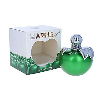 The Big Apple Green Apple Eau de Parfum 100ml Spray