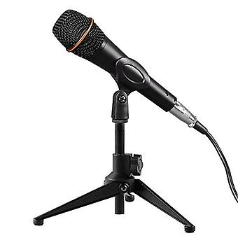Microphone Stand - Desktop Tripod Wired Wireless E300