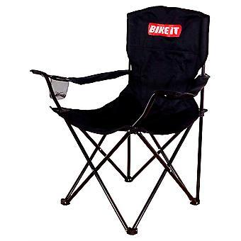 Krzesło rowerowe - Czarne