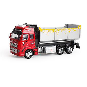 Diecast Metal Carriage Truck