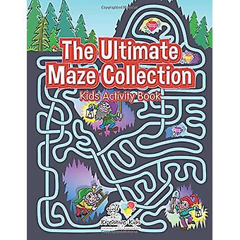 The Ultimate Maze Collection - Kids Activity Book by Kreative Kids - 9