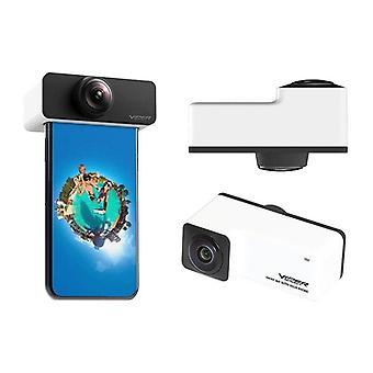 360 Degrees Capturing Camera Ar Vr Wide Angle Fisheye Lens