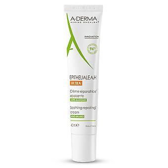 A-derma Crema Reparadora Epitheliale A,h Ultra 40 ml