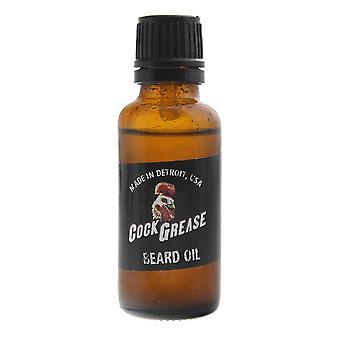 Cock Grease Beard Oil 30ml
