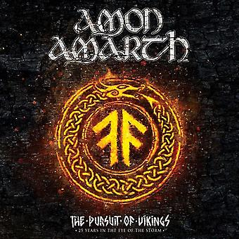 Amon Amarth - Pursuit of Vikings: 25 Years in the Eye of Storm [Blu-ray] USA import