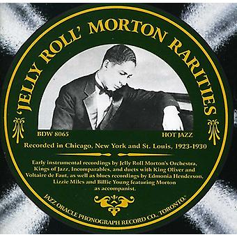 Jelly Roll Morton - importation USA Rarities-Rare bande & Blues côtés [CD]