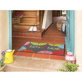 Salonloewe Paon Bienvenue Umbrella 50 x 75 cm lavable