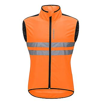Ultra-Light Running Jacket Windproof & Waterproof Breathable Windbreaker Reflective Vest Wind Coat